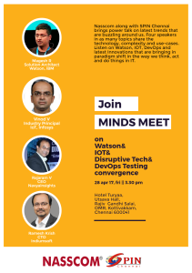 Minds meet SPIN Chennai