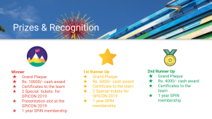 Prizes and Recognition